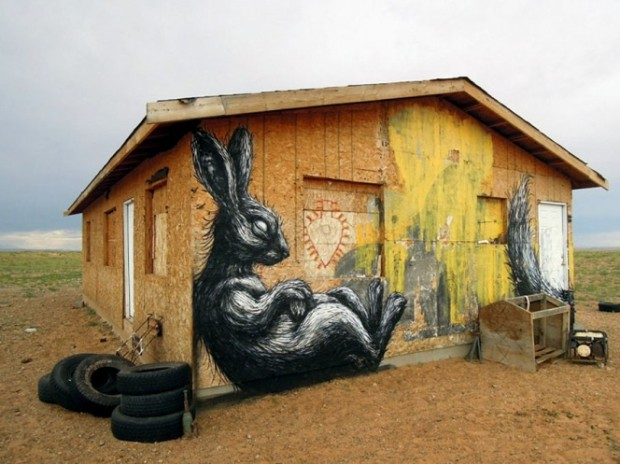 ROA for The Painted Desert Project
