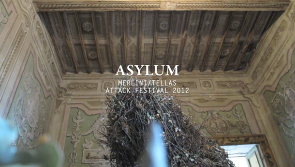 Martina Merlini - Asylum at ATTACK Festival