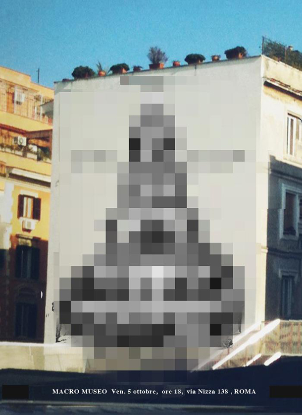 Ozmo - New Mural at MACRO Museum | Teaser