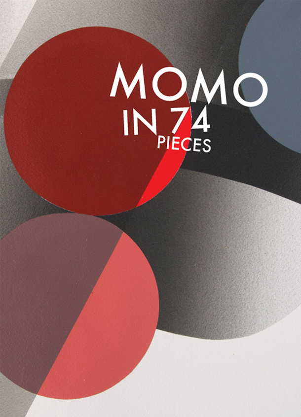 Momo - Momo in 74 Pieces Book