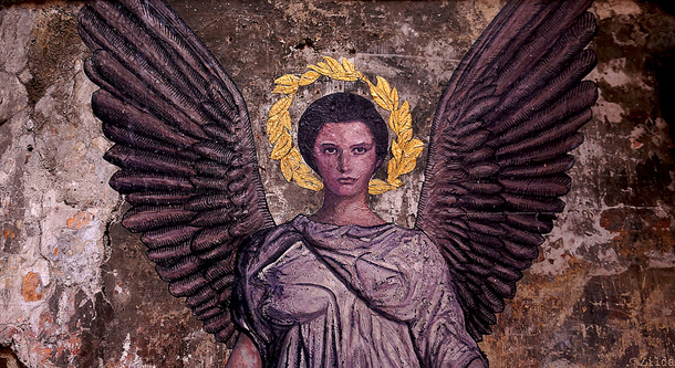 "Zilda – ""Angel"" New Piece in Napoli"