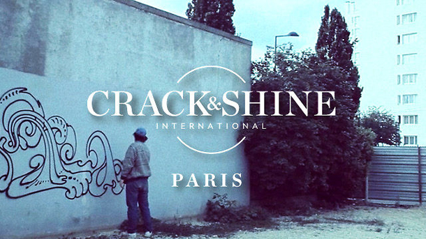 Crack and Shine International - Paris Video