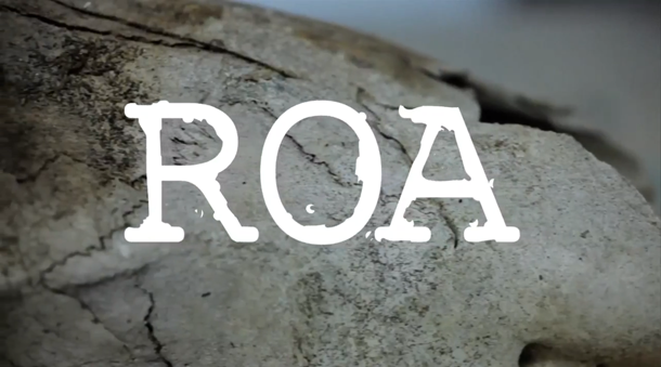 "ROA on MoCAtv ""Art in the Streets"" Series"