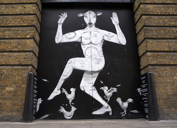 RUN-Tramshed-New-Mural-in-London-video
