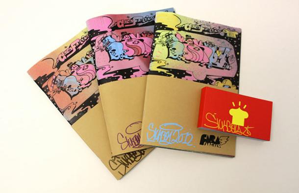 Sickboy - Carafanzine #3 Release