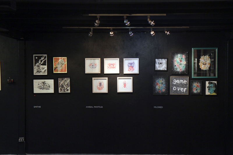 "Fifty24mx Gallery presents: ""MINIMART"" Group Show 