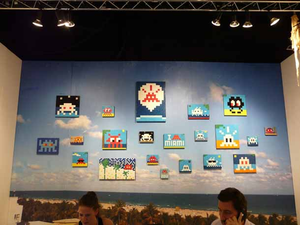 Invader-New-Exhibition-at-Jonathan-LeVine-Gallery-PULSE-01