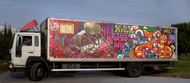 Aryz-Mixed-Media-on-a-Series-of-Trucks-02