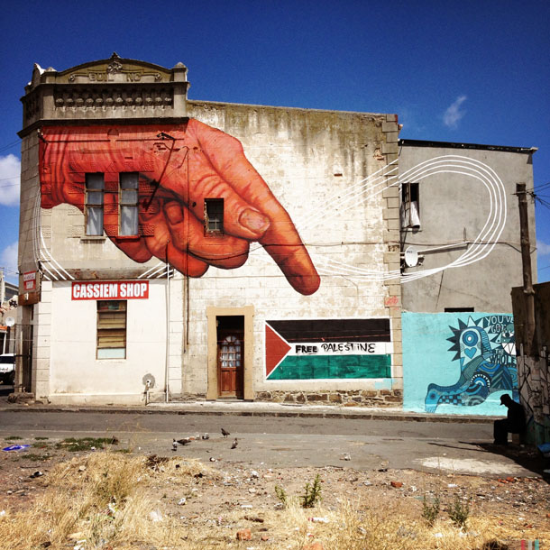 Gaia-God-s-Hand-New-Mural-in-Cape-Town-for-Acrylic-Walls-01