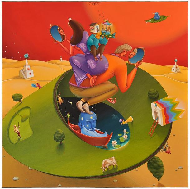 Interesni-Kazki–Generation-Painting-by-AEC-01