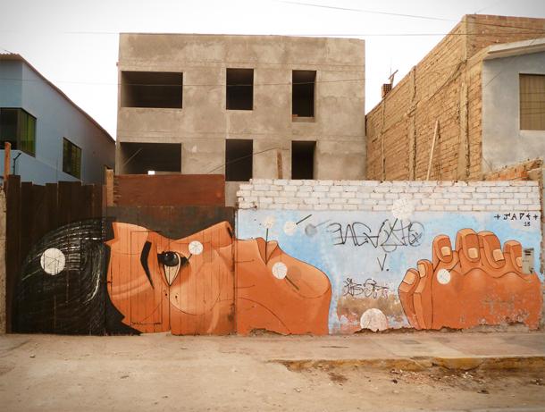 JADE–El-Cielo-al-Reves-New-Mural-in-Chorrillos-Lima-01