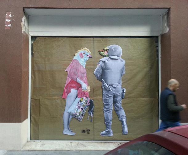 VinZ-Donde-vas-Caperucita-New-Mural-in-Valencia-01