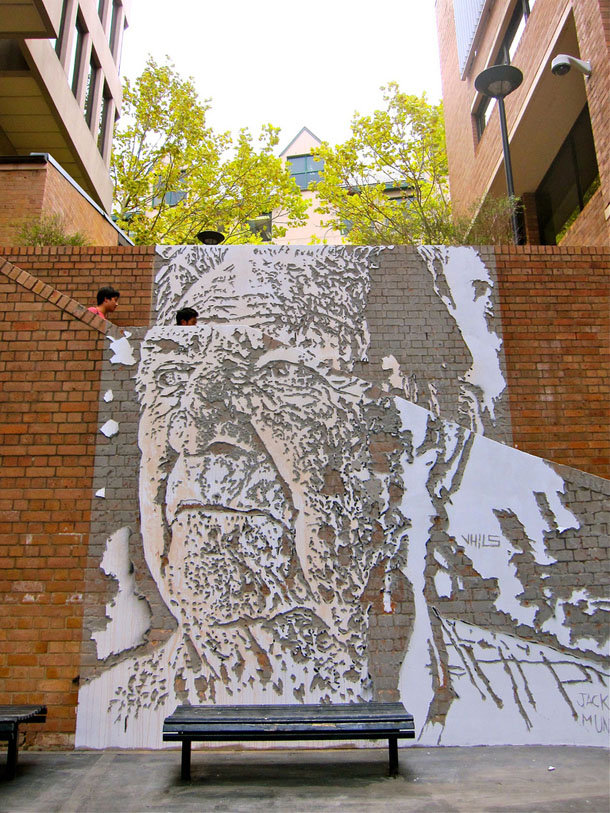 vhils-new-piece-in-sydney-01