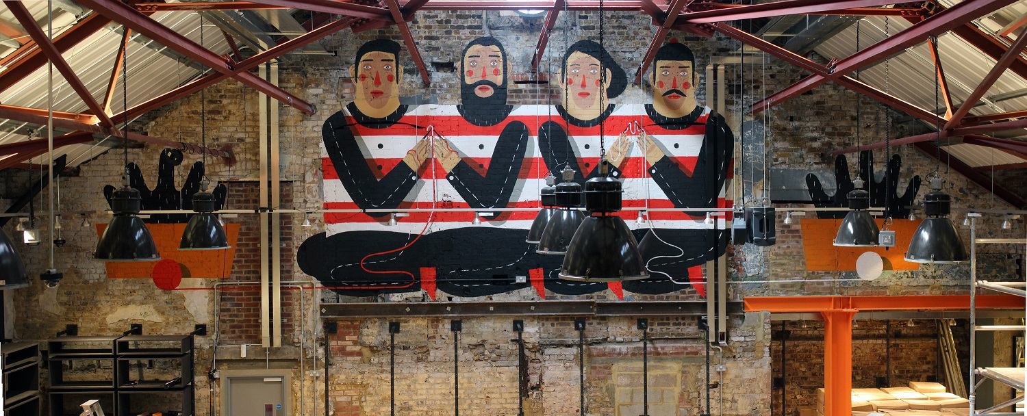 agostino-iacurci-new-indoor-mural-in-london-01