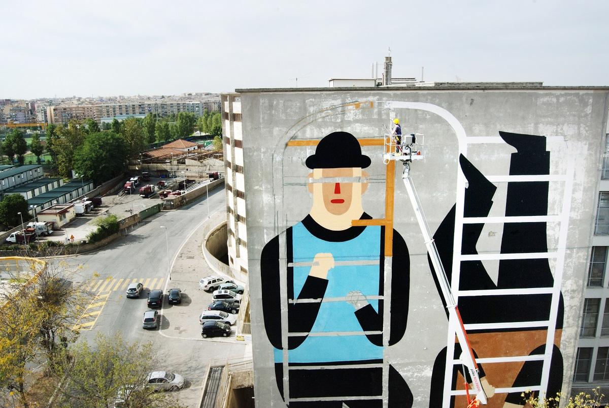 agostino-iacurci-new-mural-in-rome-progress-11