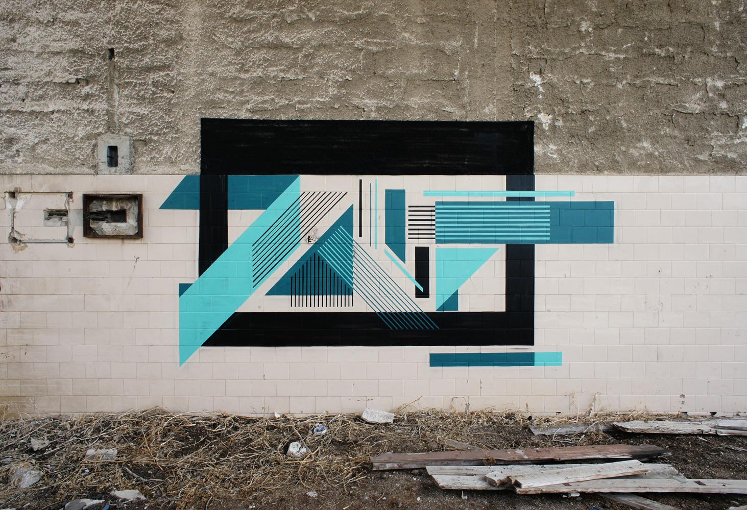 Seikon - New Mural in Palermo