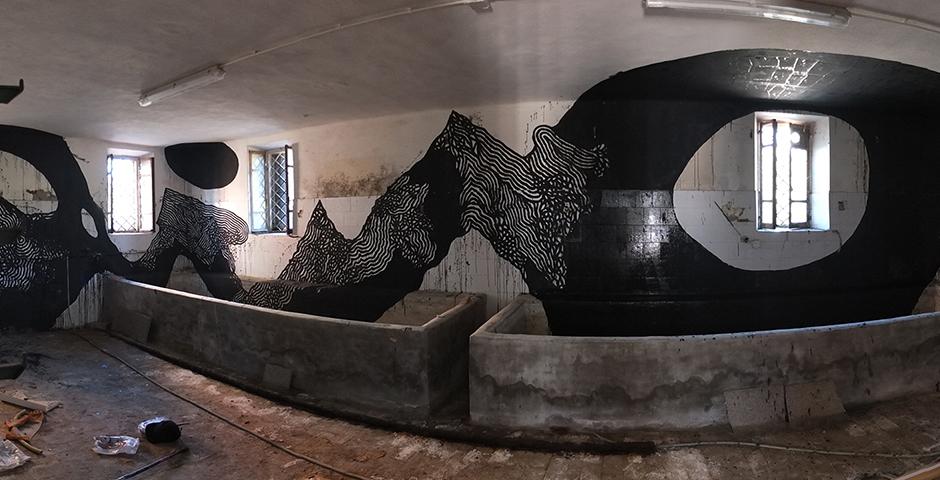 108 – New Mural for Sagra della Street Art