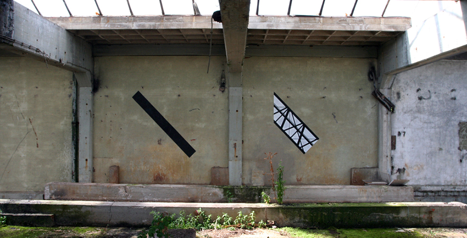 Graphic Surgery – Abandoned Minimal Experiments in Groningen
