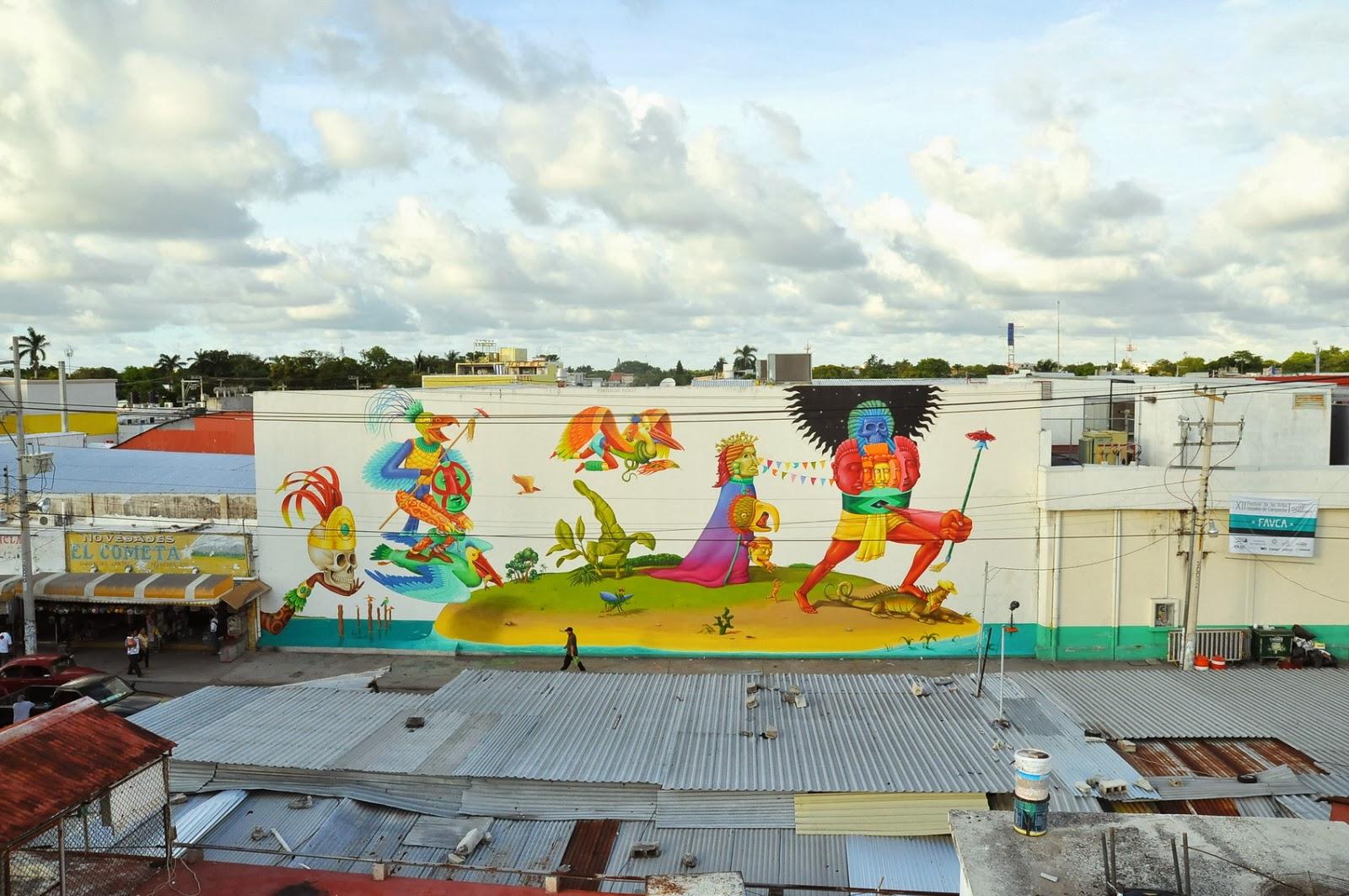 interesni-kazki-new-mural-campeche-mexico-01