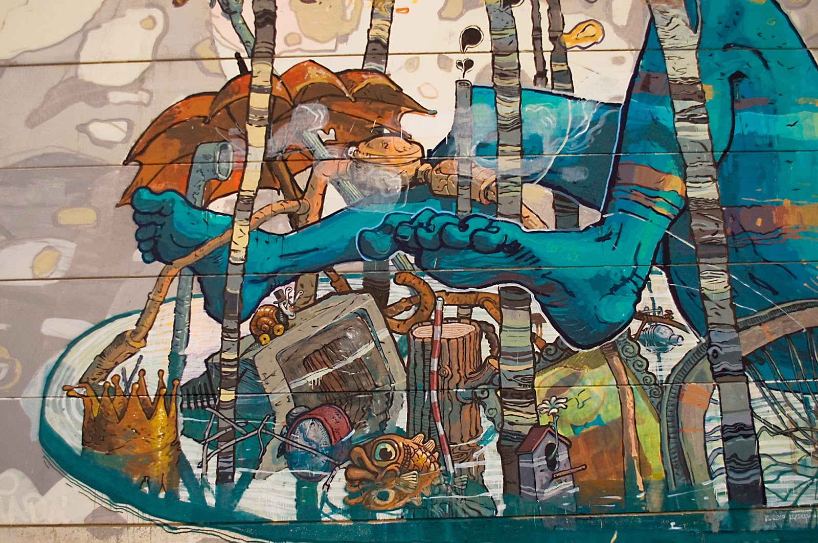 Riquiño-new-mural-at-desordes-creativas-2013-09