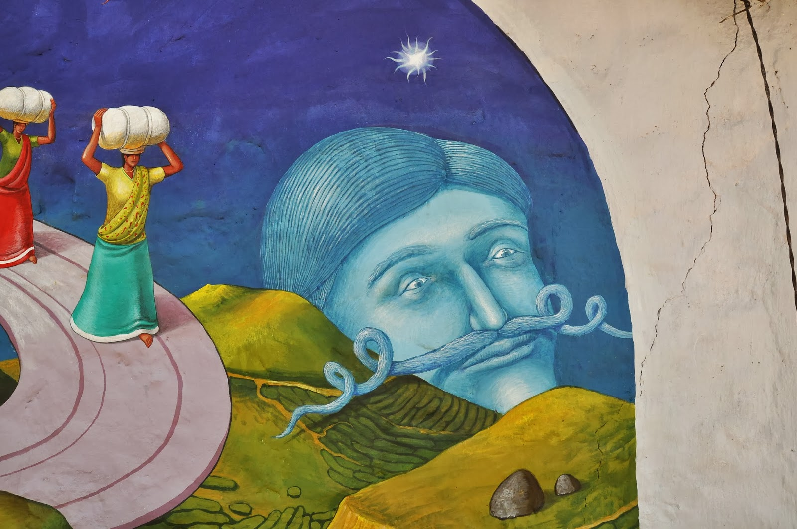 interesni-kazki-visit-of-saturn-new-mural-in-india-08