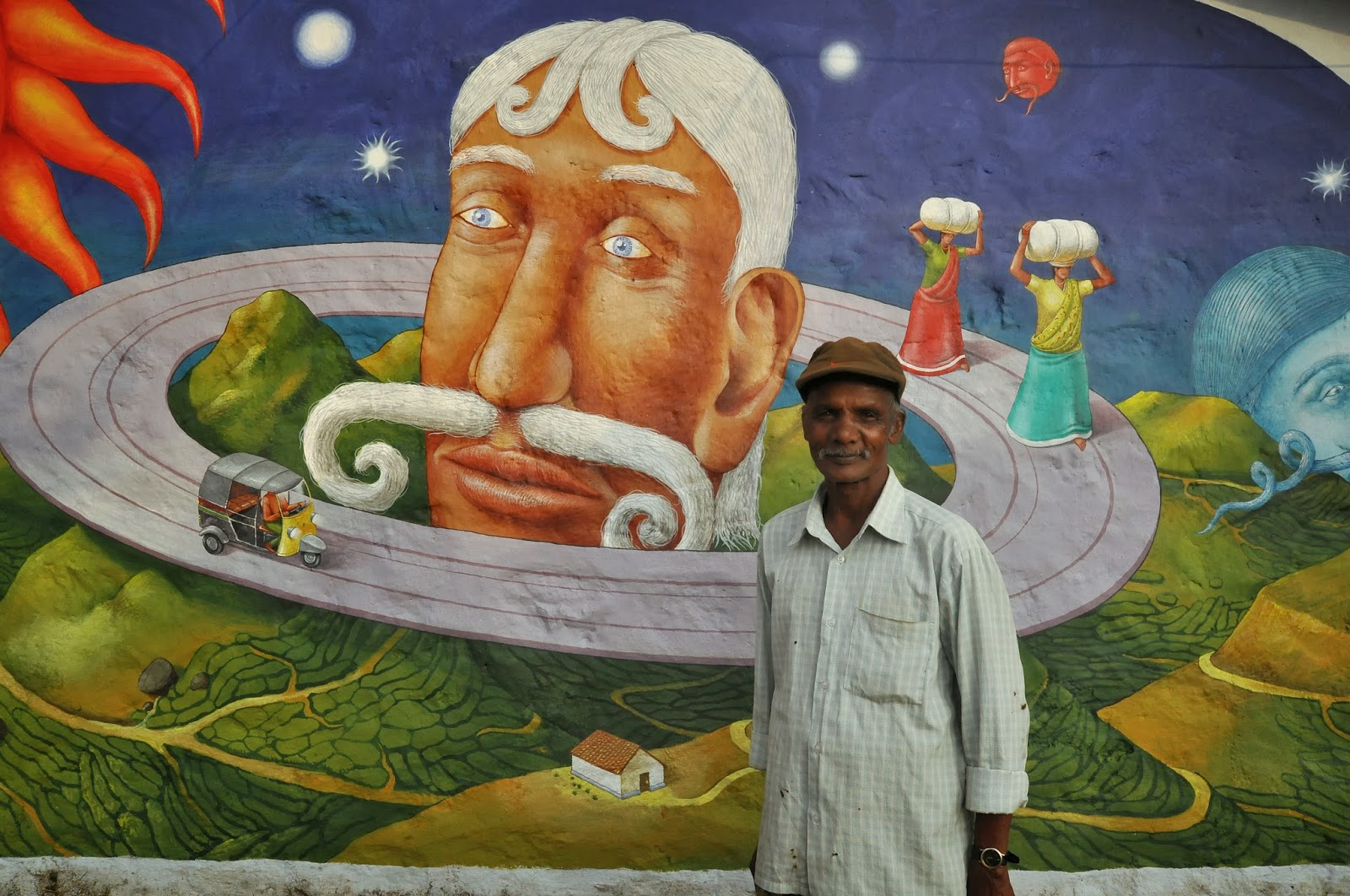 interesni-kazki-visit-of-saturn-new-mural-in-india-12