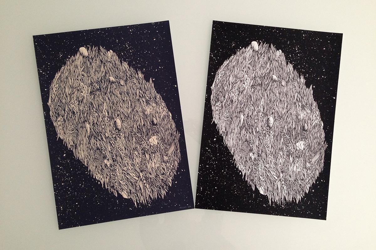 tellas-gorgo-from-outer-space-silkscreen-print-01