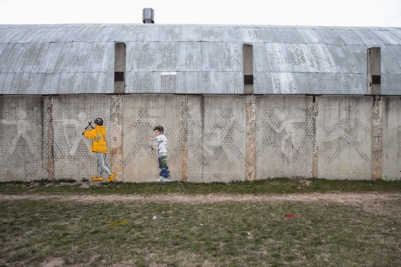 ernest-zacharevic-new-murals-in-kaunas-lithuania-01