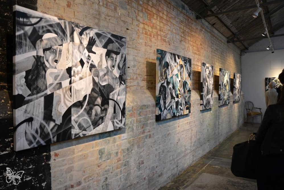 "Reka – ""Trip the Light"" at StolenSpace Gallery (Recap)"