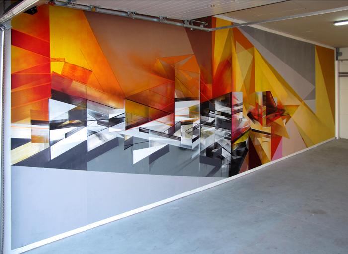 Pener – New Mural in Olsztyn, Poland