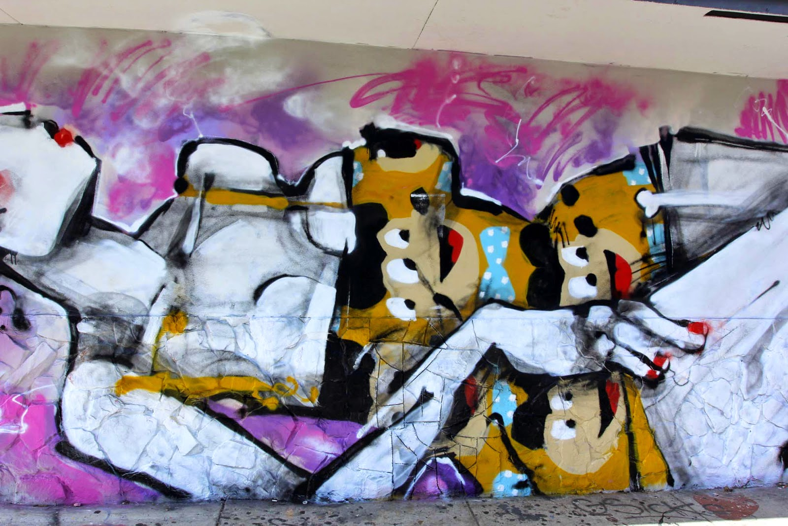 anthony-lister-new-mural-at-art-basel-2014-04