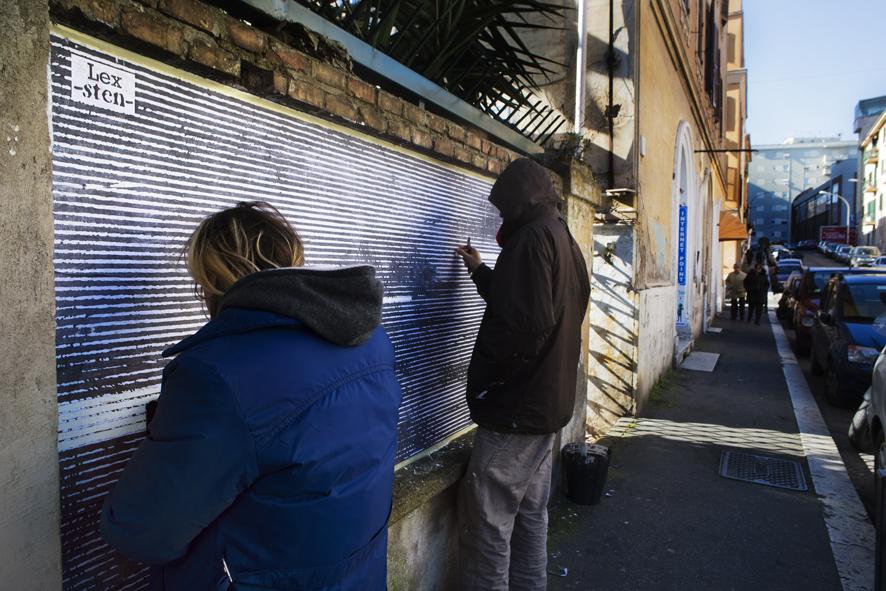 Sten & Lex in Rome for Wunderkammern-© Giorgio Coen Cagli