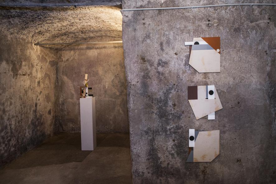 Alexei Luka in Rome for Wunderkammern-© Giorgio Coen Cagli