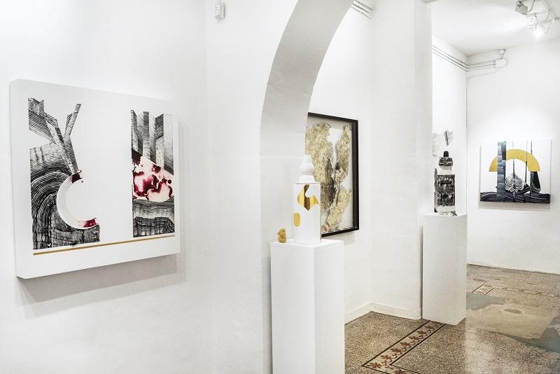 Never2501 in Rome for Wunderkammern-© Giorgio Coen Cagli