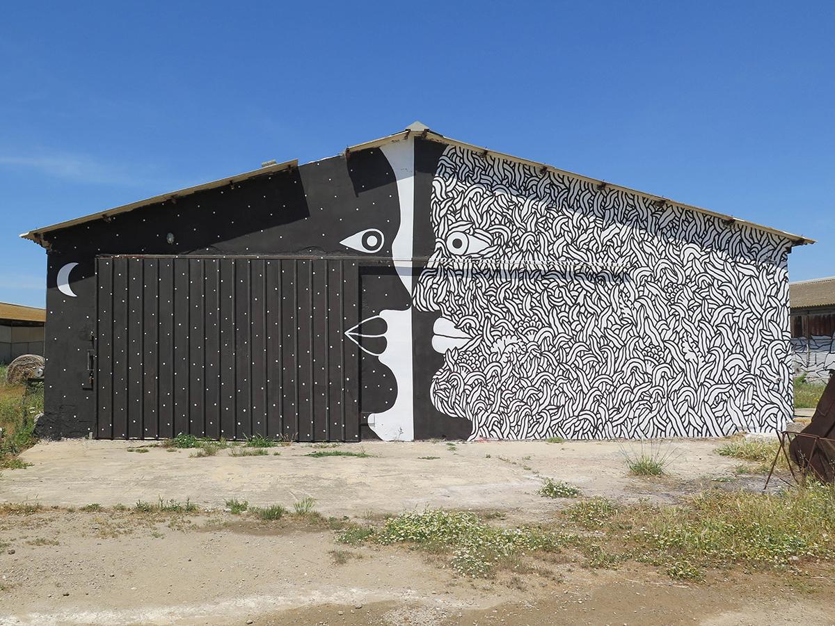 GeometricBang-Campidarte-Ussana(CA)-2015