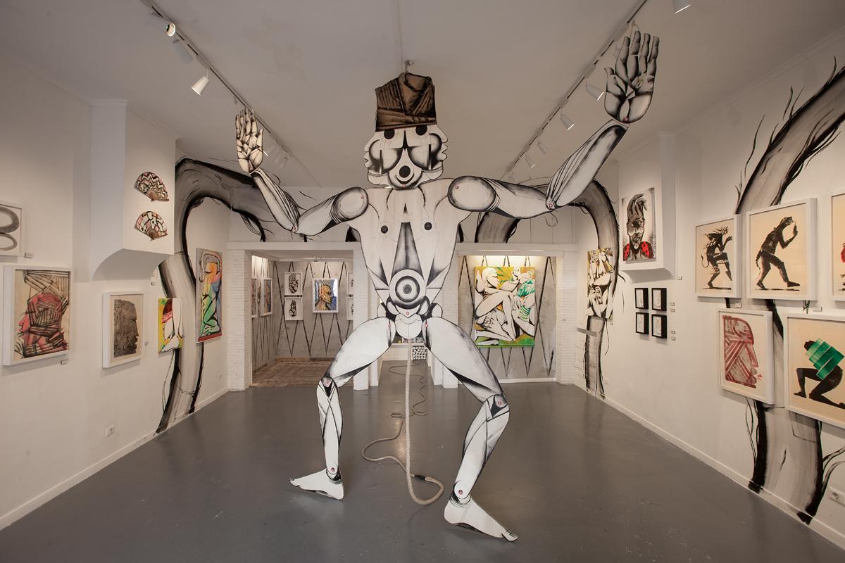 run-luomo-con-la-coda-at-galleria-varsi-recap-03