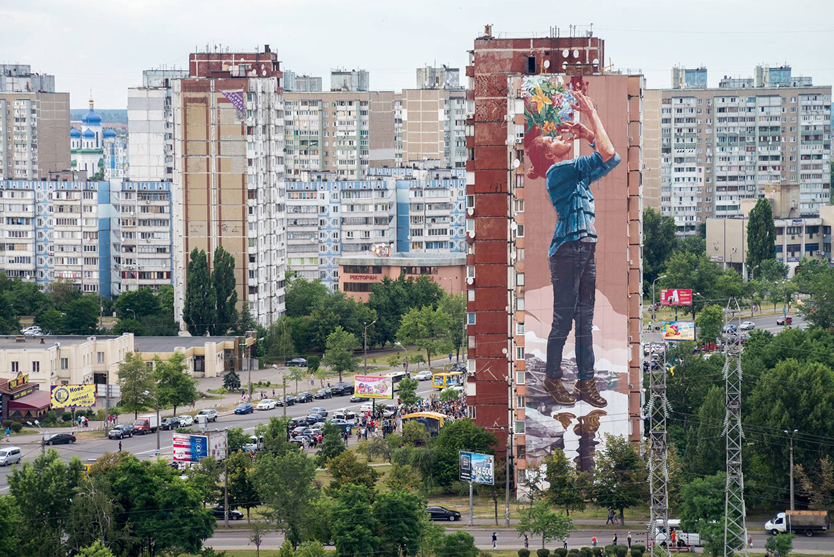 Fintan Magee Kiev