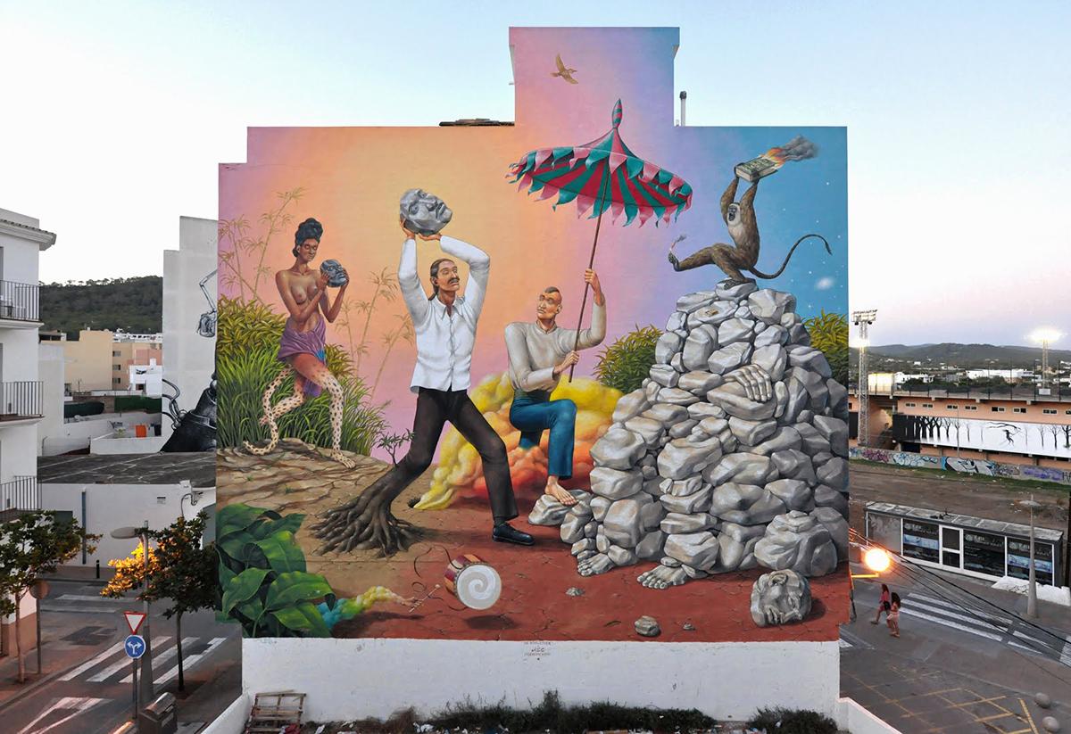 Interesni Kazki new-mural-ibiza-by-aec-01