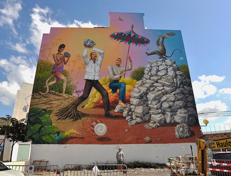 Interesni Kazki new-mural-ibiza-by-aec-12
