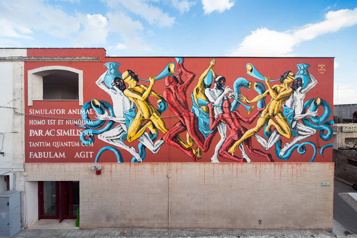 gods in love new-mural-maruggio-10