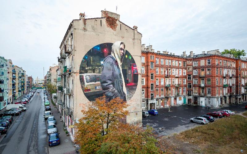 Sebas Velasco new-mural-warsaw-01