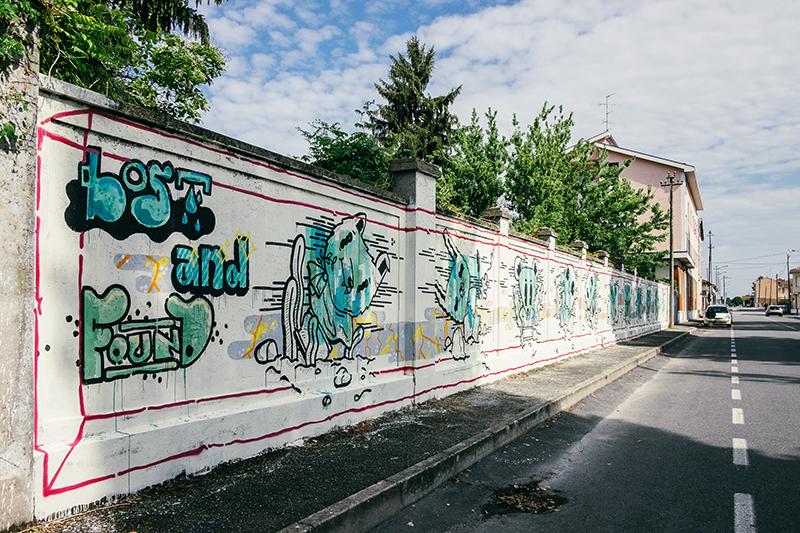 El Euro fallout walls