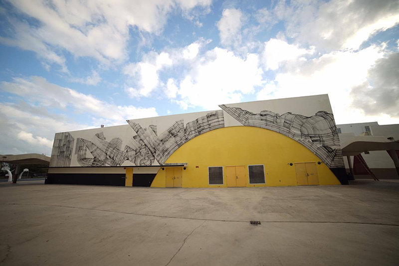 2501 R.A.W. Project wyndood Miami