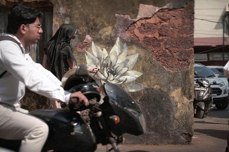 Faith47 La Petite Mort India