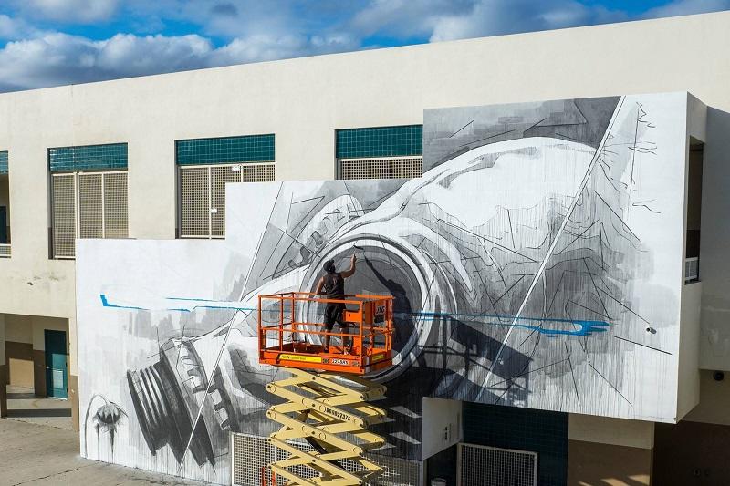 iNO R.A.W. Project Miami