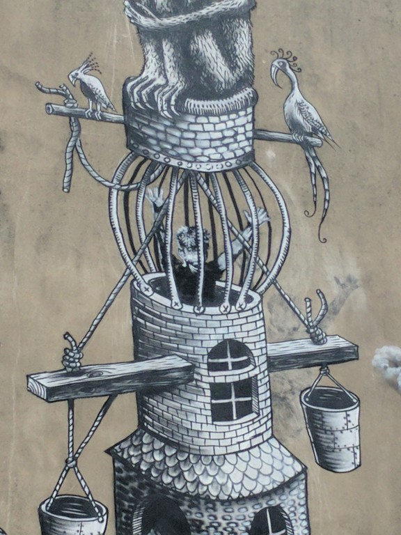 Phlegm Feature Walls Sheffield