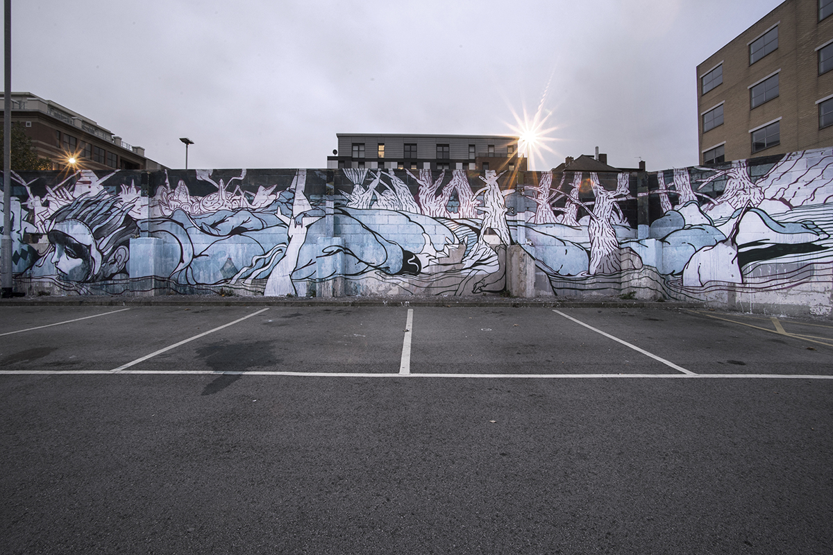 Will Barras Feature Walls Sheffield