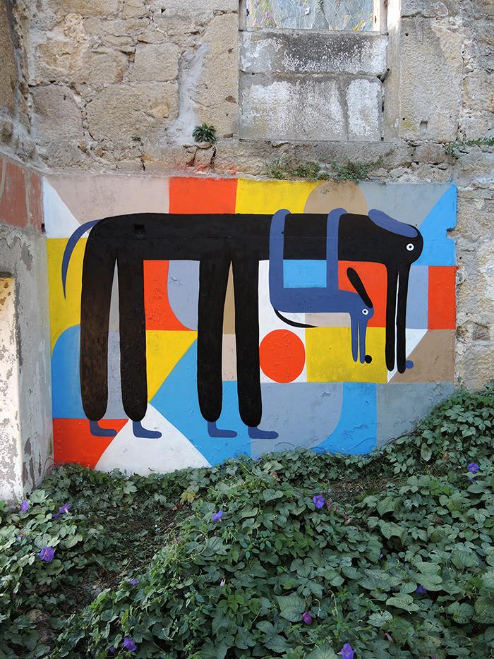 zebu murals