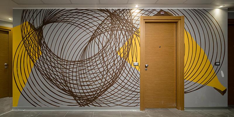NYX Hotel Milano Street Art