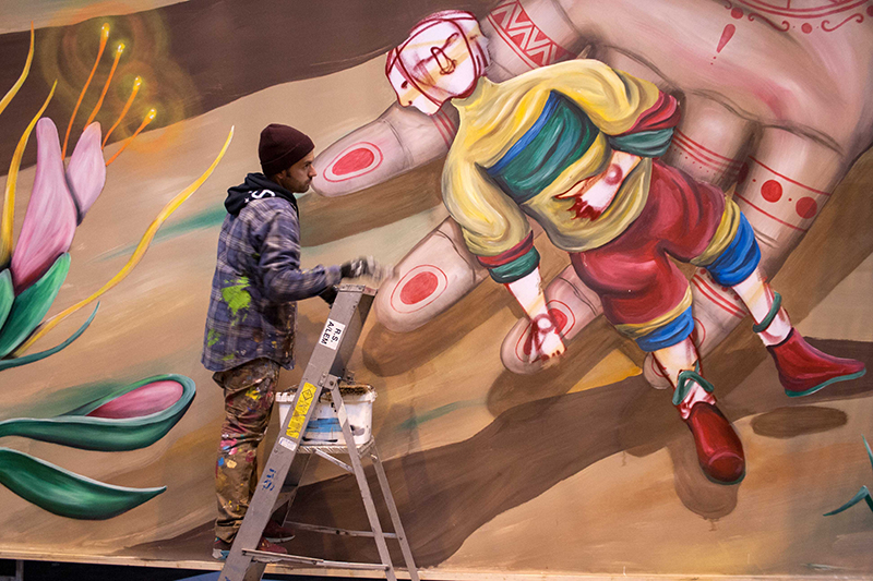 skount amsterdam street art